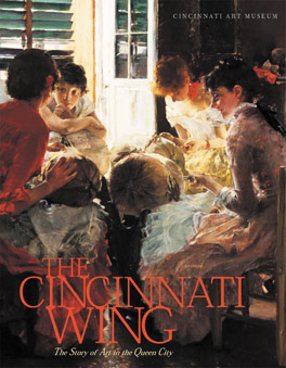 Cover of 'The Cincinnati Wing'