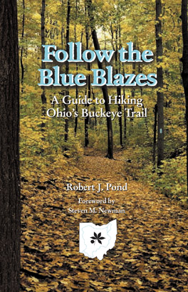 Cover of 'Follow the Blue Blazes'