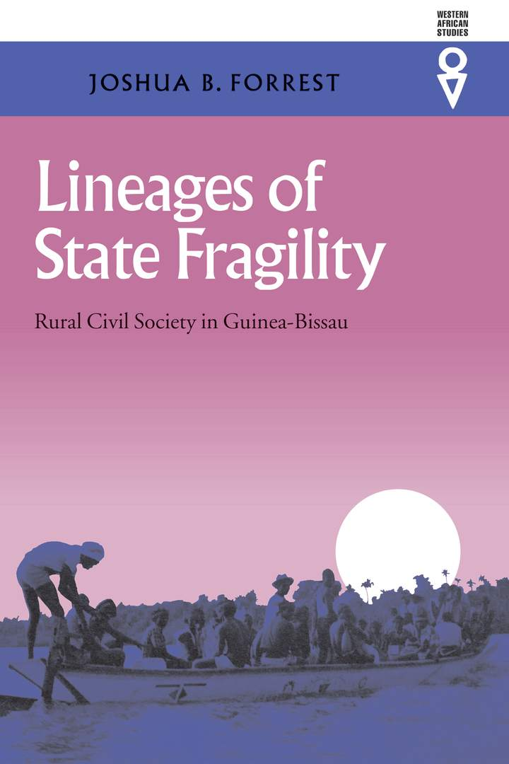 Cover of 'Lineages of State Fragility'