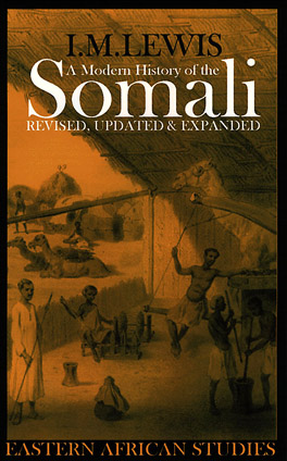 Cover of 'A Modern History of the Somali'