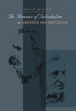 Cover of 'The Romance of Individualism in Emerson and Nietzsche'