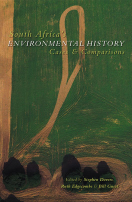 Cover of 'South Africa's Environmental History'