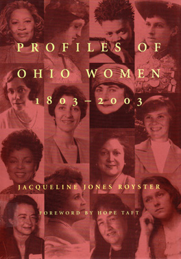 Cover of 'Profiles of Ohio Women, 1803–2003'