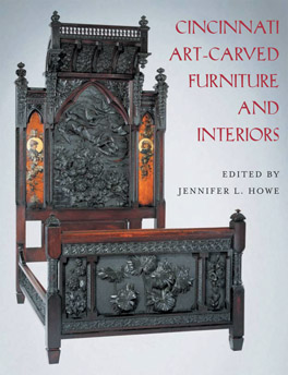 Cover of 'Cincinnati Art-Carved Furniture and Interiors'
