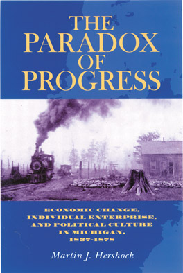 Cover of 'The Paradox of Progress'