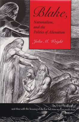 Cover of 'Blake, Nationalism, and the Politics of Alienation'
