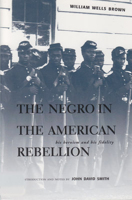 Cover of 'The  Negro in the American Rebellion'