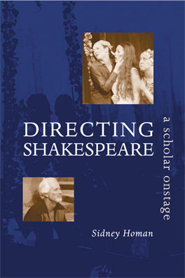 Cover of Directing Shakespeare