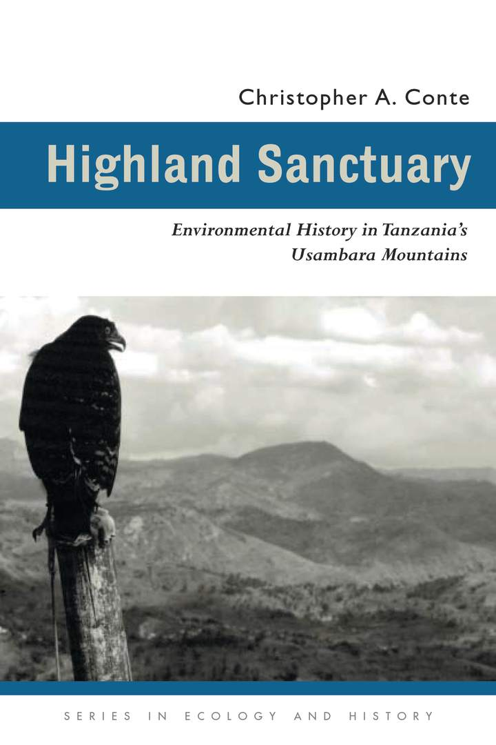 Cover of 'Highland Sanctuary'