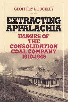 Cover of 'Extracting Appalachia'