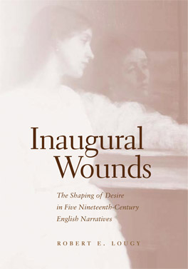 Cover of 'Inaugural Wounds'