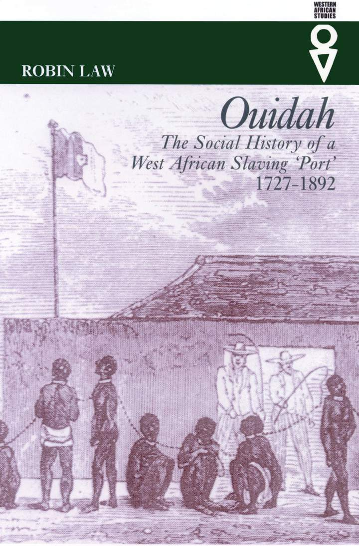Cover of 'Ouidah'