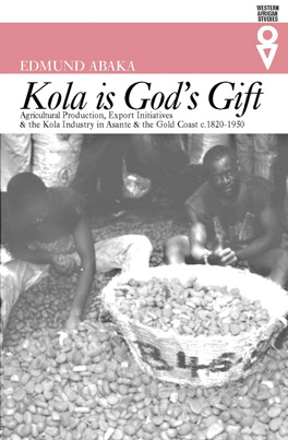 Cover of 'Kola is God's Gift'