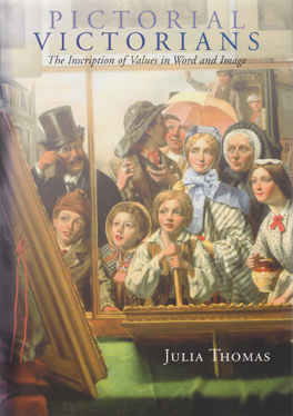 Cover of 'Pictorial Victorians'
