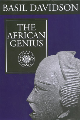 Cover of African Genius