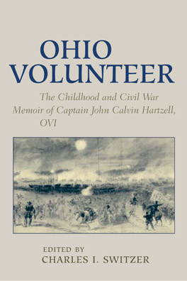 Cover of 'Ohio Volunteer'