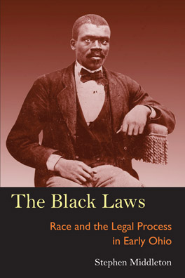 Cover of 'The Black Laws'