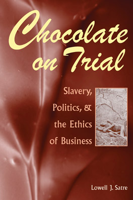 Cover of Chocolate on Trial