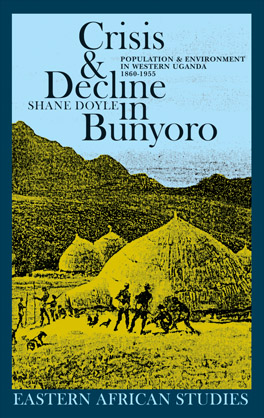Cover of 'Crisis and Decline in Bunyoro'