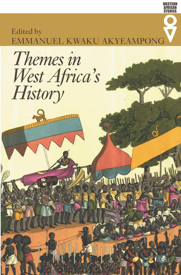 Cover of 'Themes in West Africa's History'