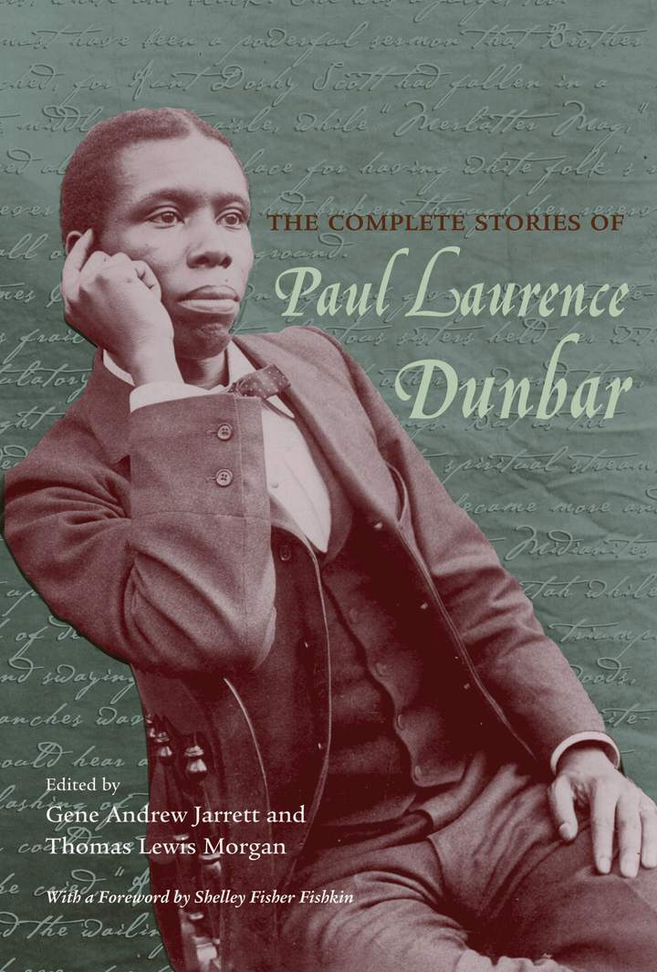 Cover of 'The Complete Stories of Paul Laurence Dunbar'