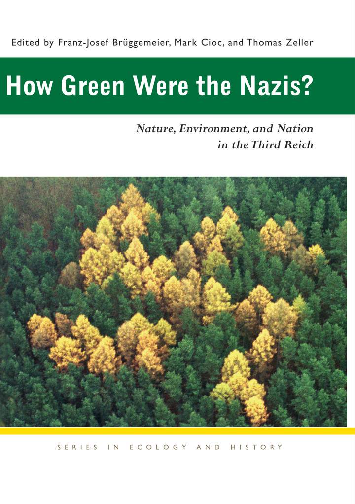 Cover of How Green Were the Nazis?