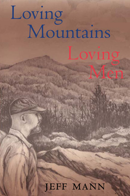 Cover of 'Loving Mountains, Loving Men'
