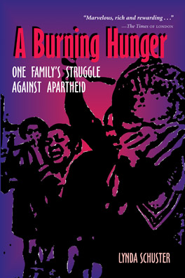 Cover of 'A Burning Hunger'