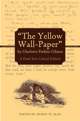 Cover of 'The  Yellow Wall-Paper by Charlotte Perkins Gilman'