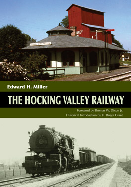 Cover of 'The Hocking Valley Railway'