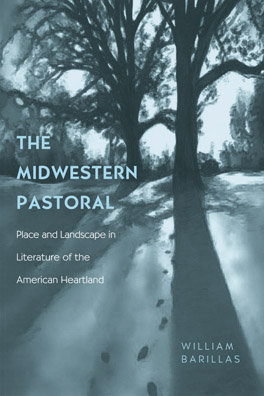 Cover of 'The Midwestern Pastoral'