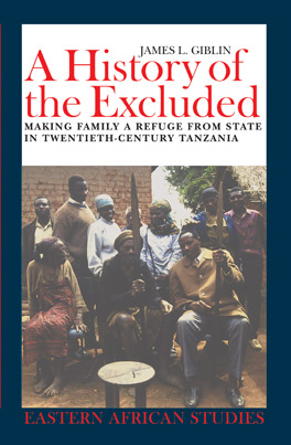Cover of 'A History of the Excluded'
