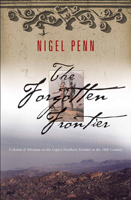 Cover of 'The Forgotten Frontier'