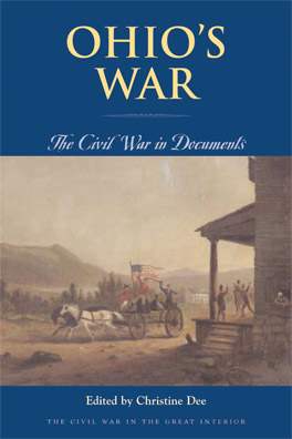Cover of 'Ohio's War'