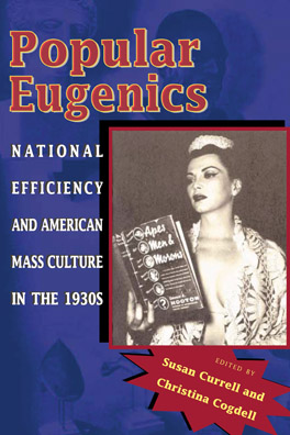 Cover of Popular Eugenics