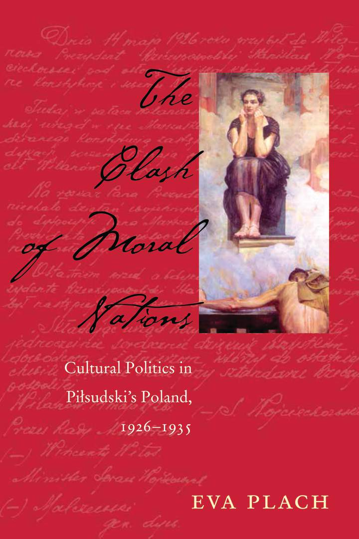 Cover of 'The Clash of Moral Nations'