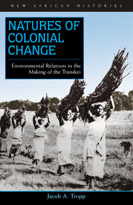Cover of 'Natures of Colonial Change'