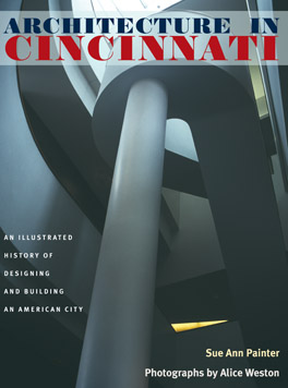 Cover of 'Architecture in Cincinnati'