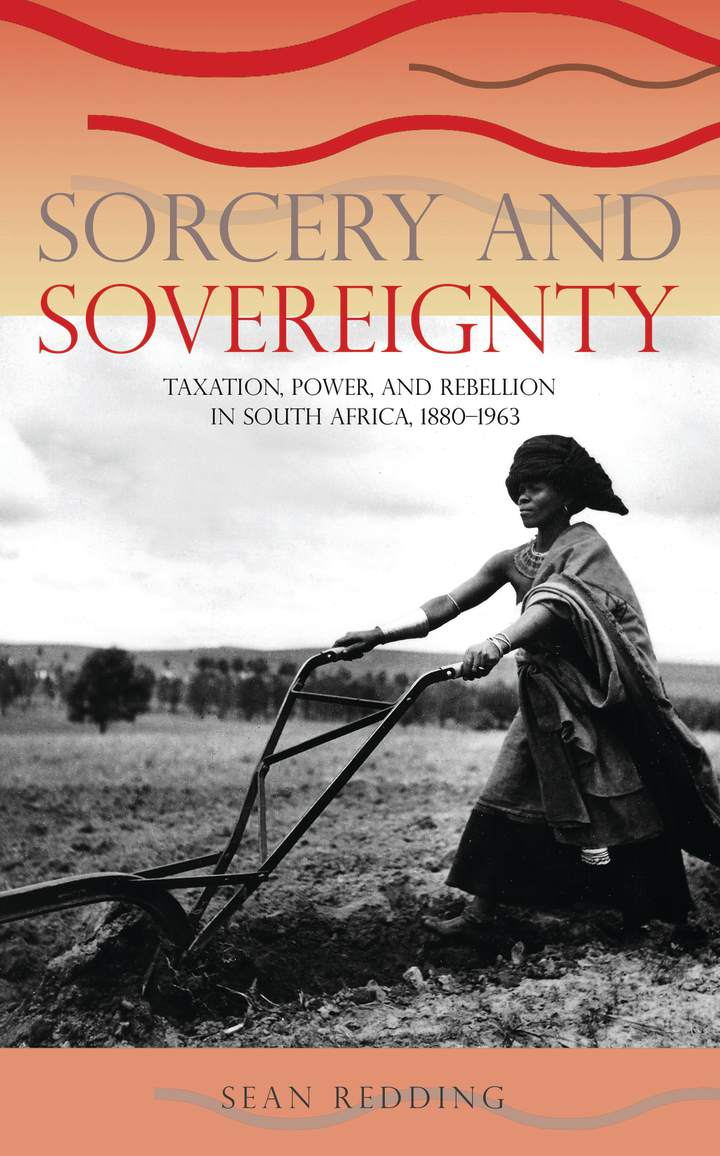 Cover of 'Sorcery and Sovereignty'