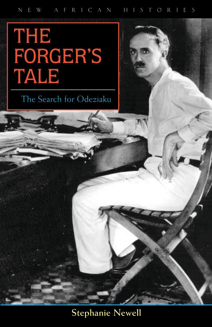 Cover of The Forger's Tale