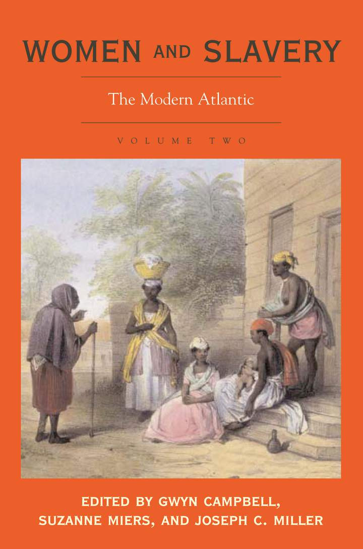 Cover of 'Women and Slavery, Volume Two'