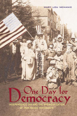 Cover of One Day for Democracy