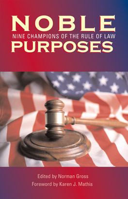 Cover of 'Noble Purposes'