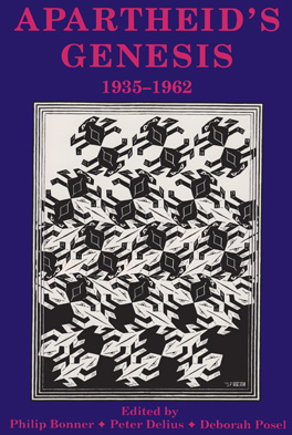 Cover of 'Apartheid's Genesis'