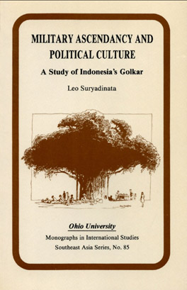 Cover of 'Military Ascendancy and Political Culture'