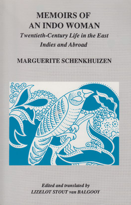 Cover of 'Memoirs of an Indo Woman'