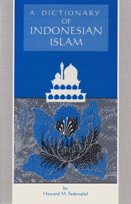 Cover of Dictionary of Indonesian Islam