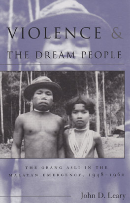 Cover of Violence and the Dream People