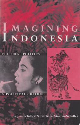 Cover of 'Imagining Indonesia'