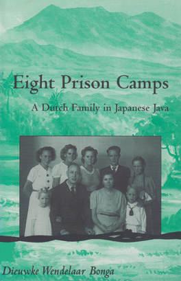 Cover of 'Eight Prison Camps'